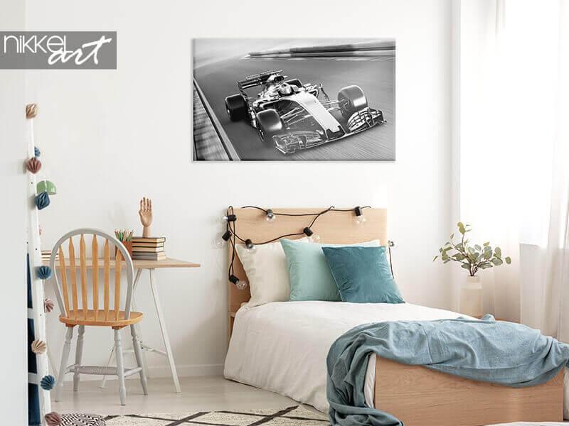 Foto auf Leinwand Motorsport