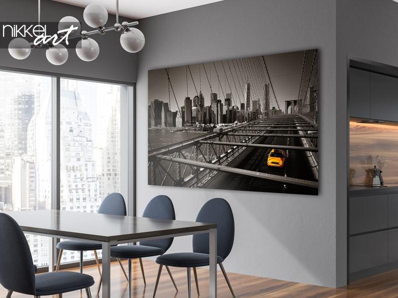 Personalisieren sie ihre wände mit fototapete aus new york