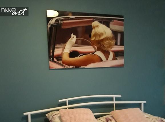 Foto auf Plexiglas Marilyn Monroe
