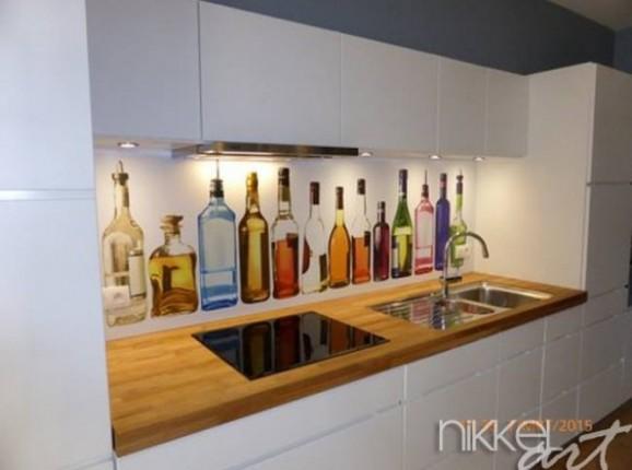 Foto Küchenrückwand Alkohol