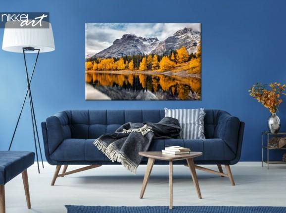 Leinwand mit Foto Banff National Park