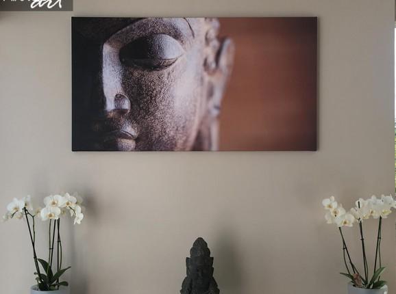 Foto auf Leinwand von Buddha
