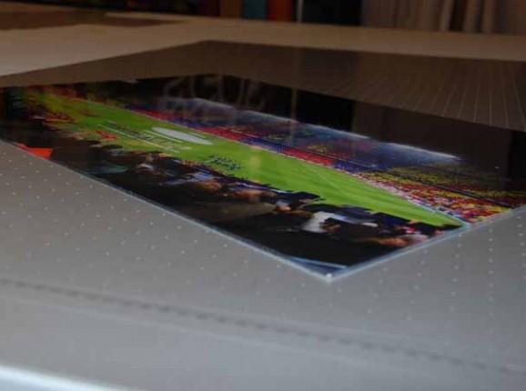 Acrylglas   Camp Nou - Barcelona