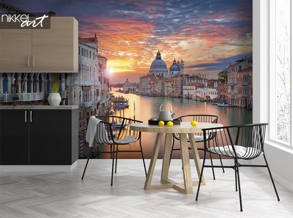 Wandmalereien Venedig