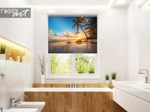 Foto-Rollo tropischer Strand