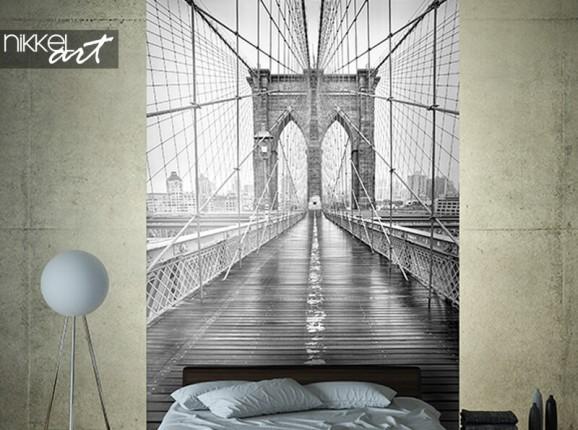 Fototapete Brooklyn Bridge