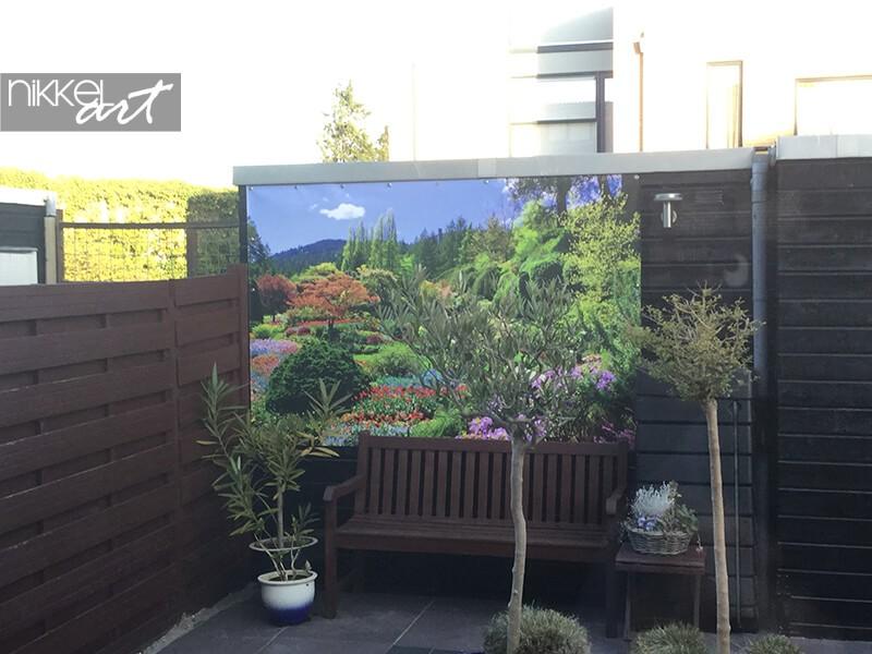 Foto auf Gartenposter von Butchart Gardens