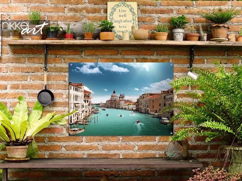 Gartenposter Venedig