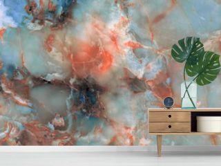 Mint Emperador marble onyx, Aqua tone limestone with high resolution, breccia marbel for interior exterior decoration design background, natural quartzite slab for ceramic wall tiles and floor tile.
