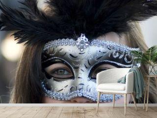 personnage masqué