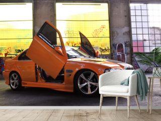 A car tuning dream