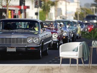 classic car cruising 2