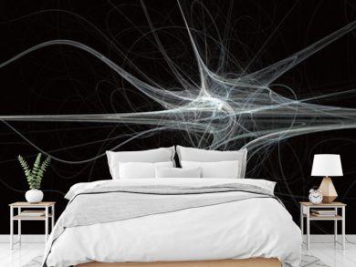 neuron fractal flame