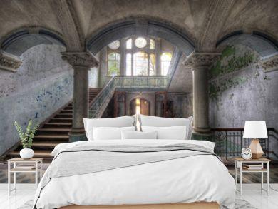 Beelitzer Säulengewölbe