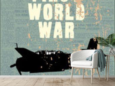 world war theme