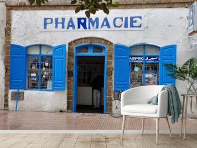 Pharmacy in Essaouria, Morocco Africa