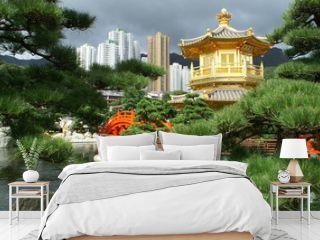 Pavillon in Hong Kong