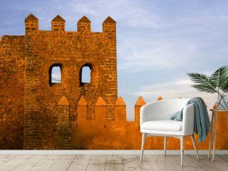 Rabat - Kasbah Oudaia mura