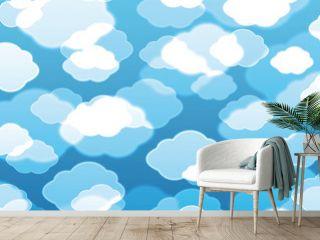 Beautiful clouds background