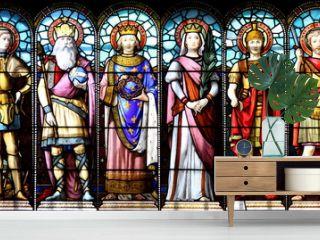Les Saints au temps de Charlemagne