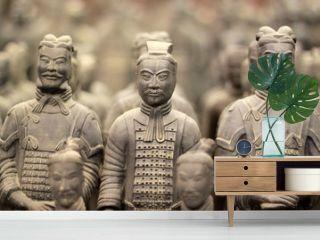 Terracotta warriors, China