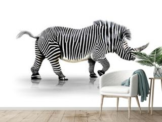 Zebra-Horn