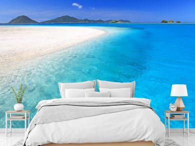 伊平屋島の美しい風景