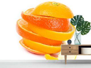 zweierlei Orange