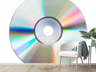 Blank CD glare