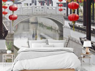 Water city of Suzhou, China