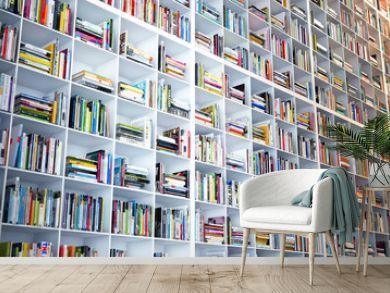 Großes Bücherregal - huge Bookshelf