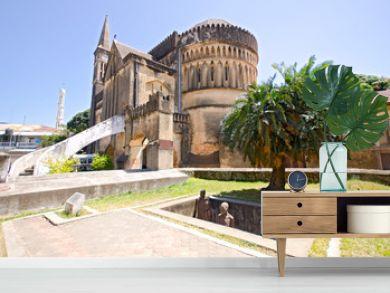 Slave Market Memorial on Zanzibar