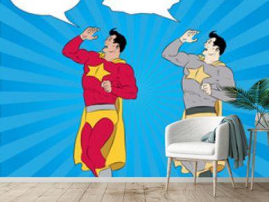 Calling Superhero