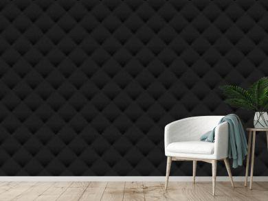 Paper Background Seamless Pattern Black