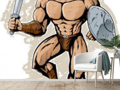Angry Gladiator
