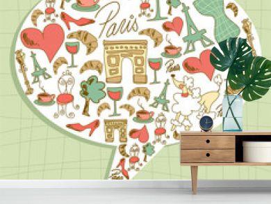 Travel Paris communication