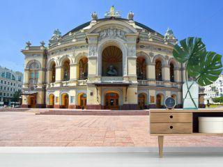 Kiev Opera House. Ukraine.