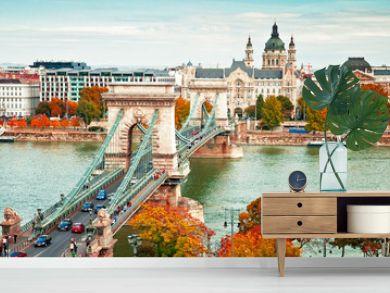 Budapest in autumn