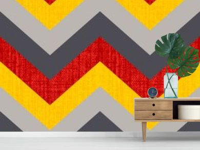 seamless retro pattern background
