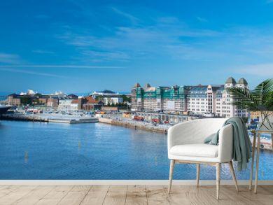 Oslo Fjord harbor