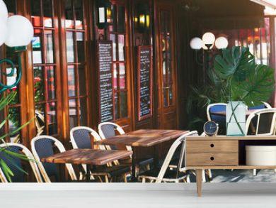 restaurant in Paris, France