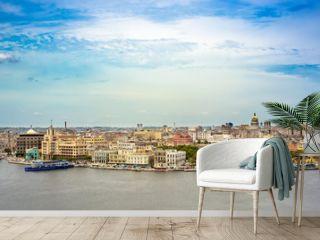 Panorama General view of Old Havana