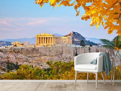Acropolis in Athens