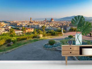 Florence city skyline - Florence - Italy