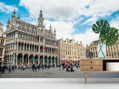 Grand Place in Brussels, Belgium