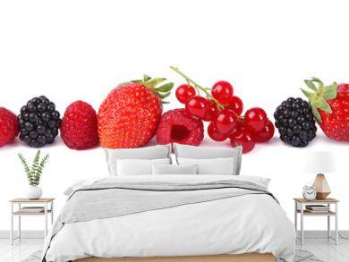 Petits fruits rouges