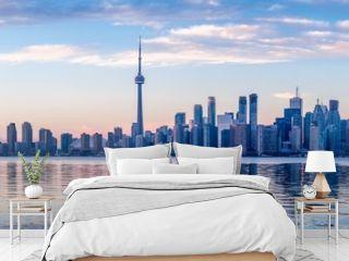 Toronto Skyline - Toronto, Ontario, Canada