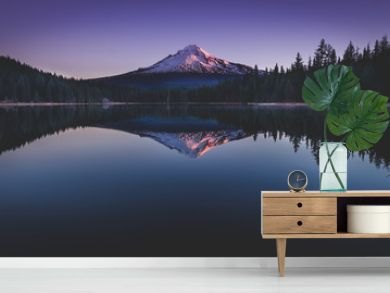 Mirror lake