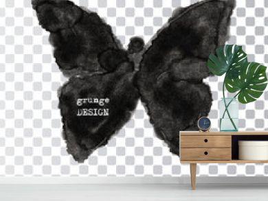 Rorschach test illustration.