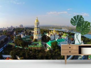 Kiev-Pechersk Lavra, Aerial View